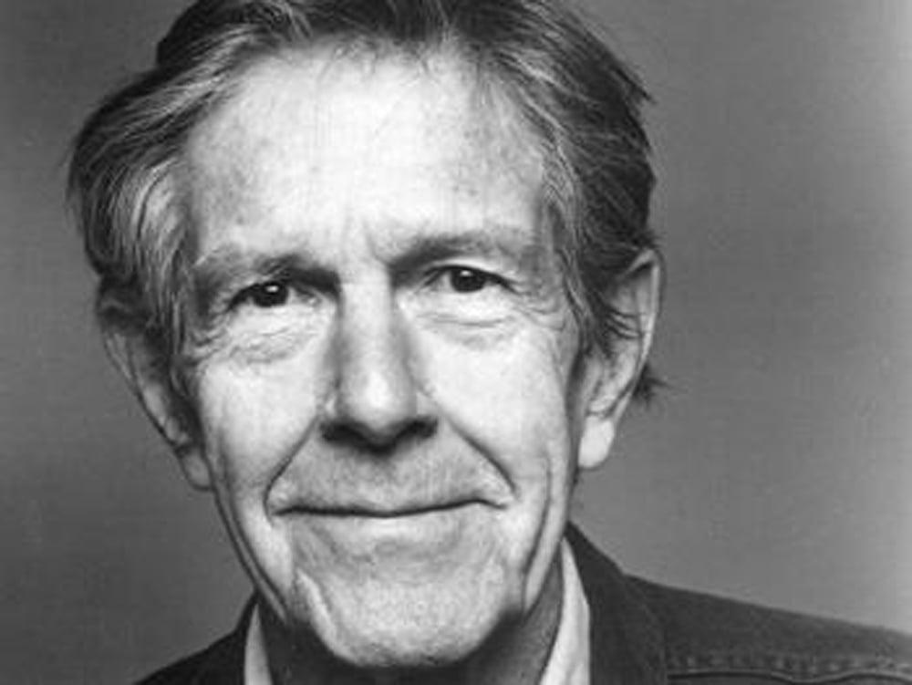 Experimentelle Musik gab es schon von John Cage