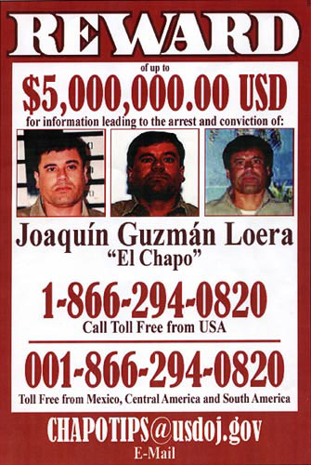 Comments on \'Report: Cartel kingpin \'El Chapo\' arrested in ...