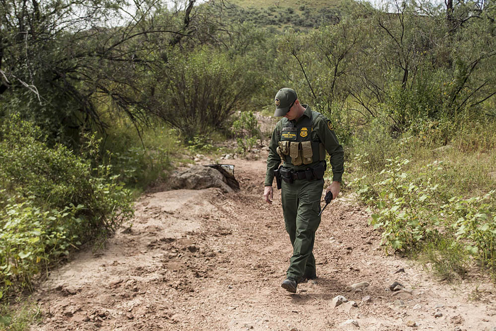 Border Patrol mission continues during shutdown, even if pay does not