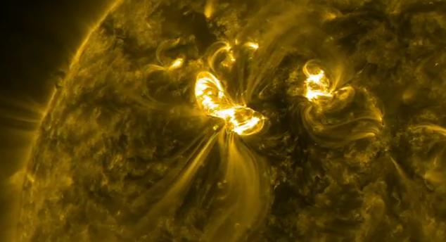 solar storm set to reach earth thursday - photo #19