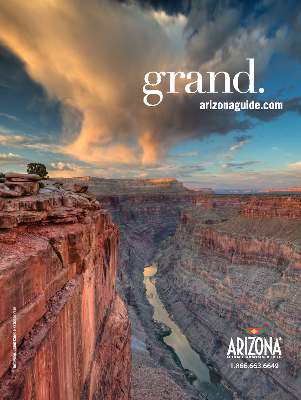 Arizona Touted In National Tourism Ads