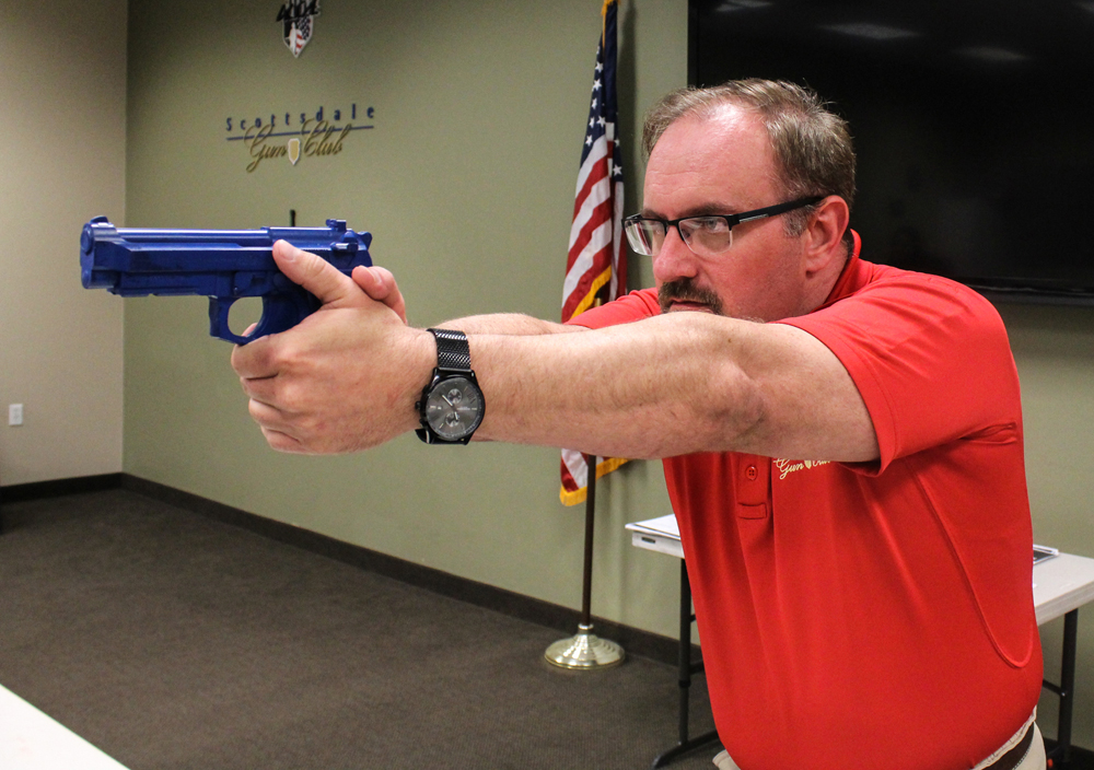Families With Firearms Can Take Steps To Keep Their Kids Safe