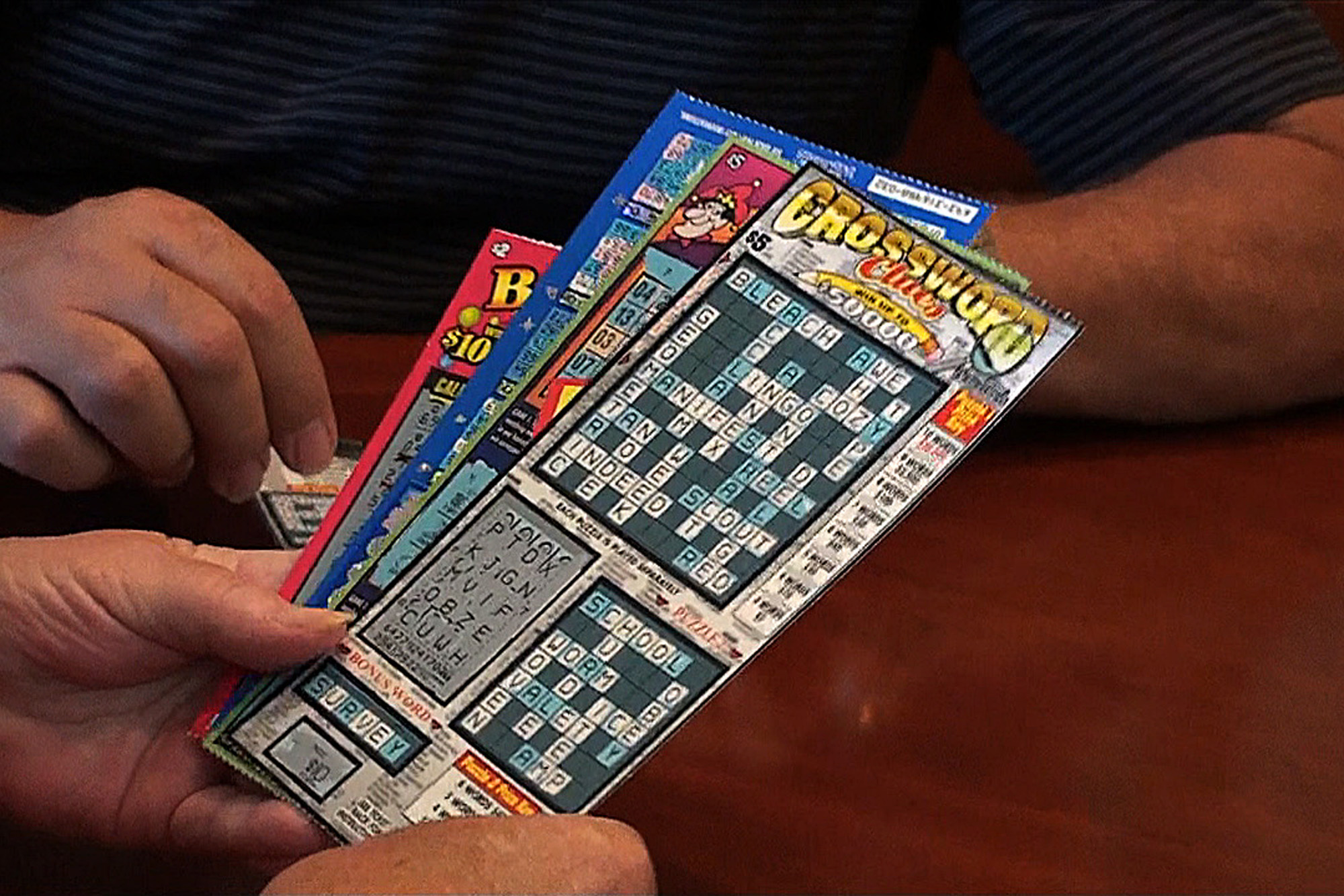 Most frequent Az Lottery players a little older, wealthier