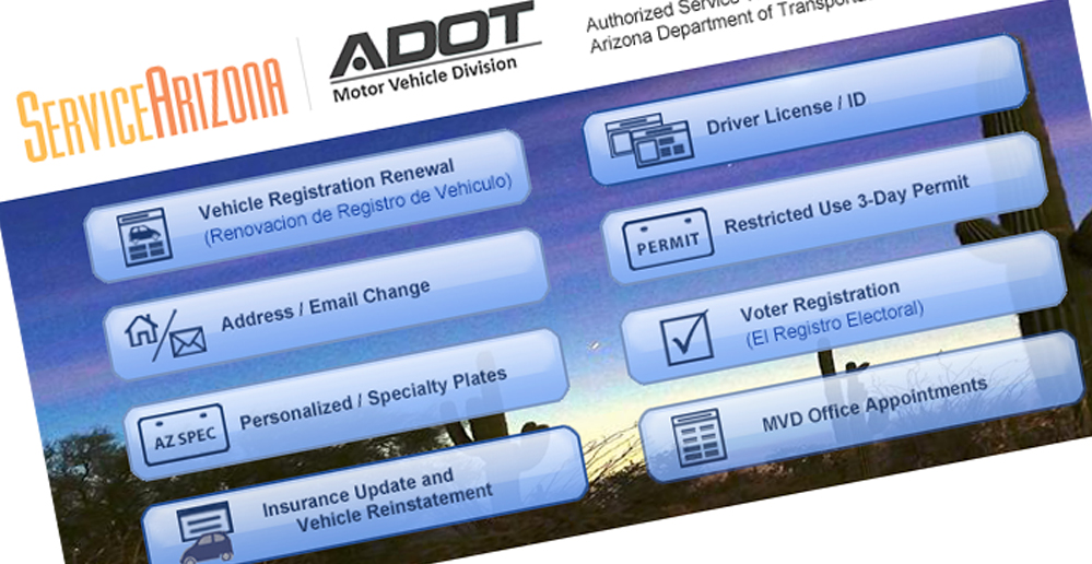 License suspended? ADOT now offers temporary IDs online