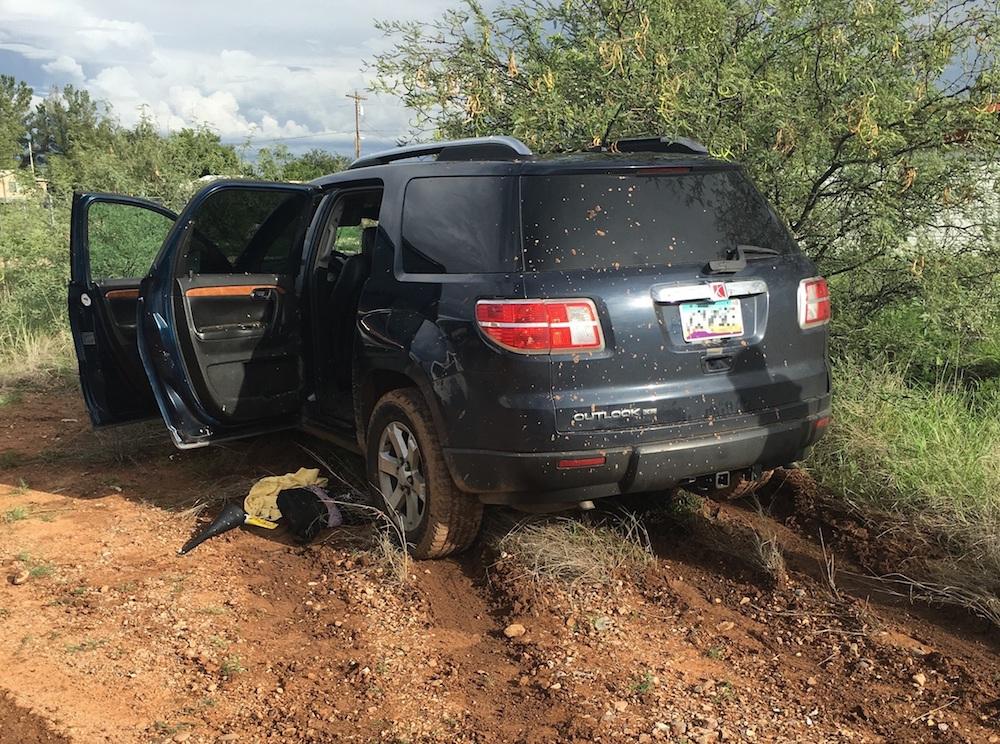 Sierra Vista man arrested for smuggling 6 Mexican men