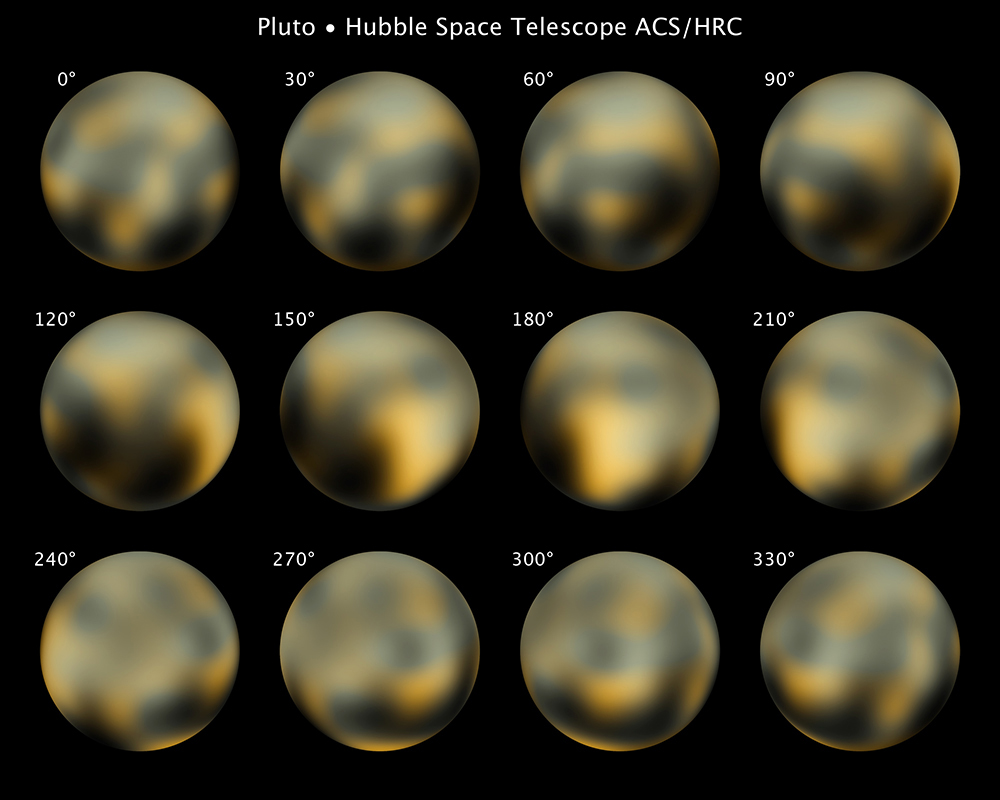 Tucson scientist touts 2015 visit to 'dwarf planet' Pluto