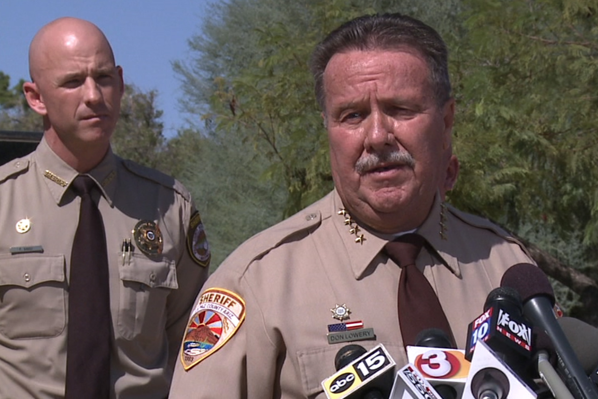 Ten Az sheriffs call for probe of Fast and Furious
