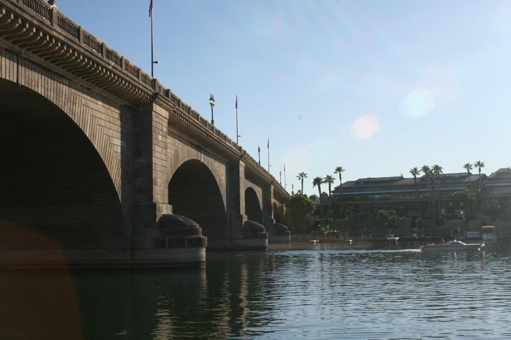 Lake Havasu City Marks 40 Years Of London Bridge