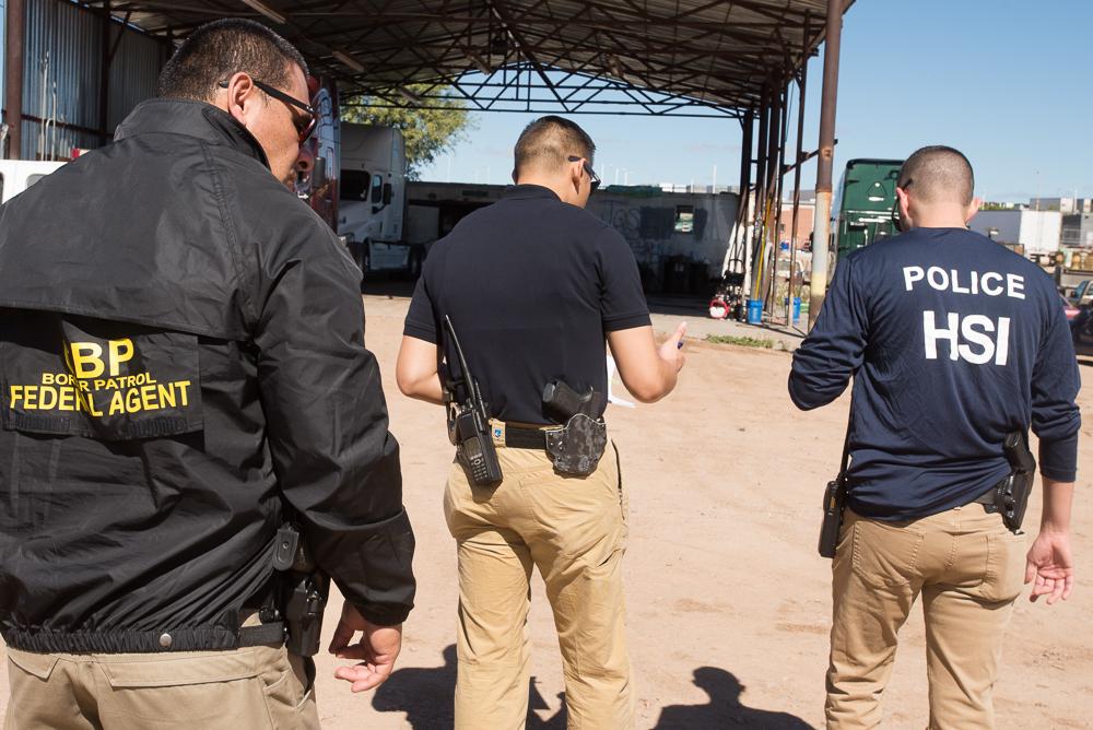 Feds arrest 2, seize semi-trucks as part of months-long Nogales