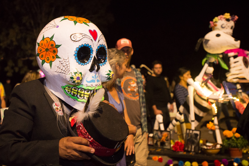 Photos All Souls Procession 2018