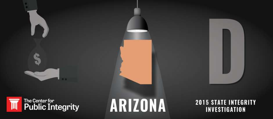 Scandals spur little change: Arizona graded D in integrity exam