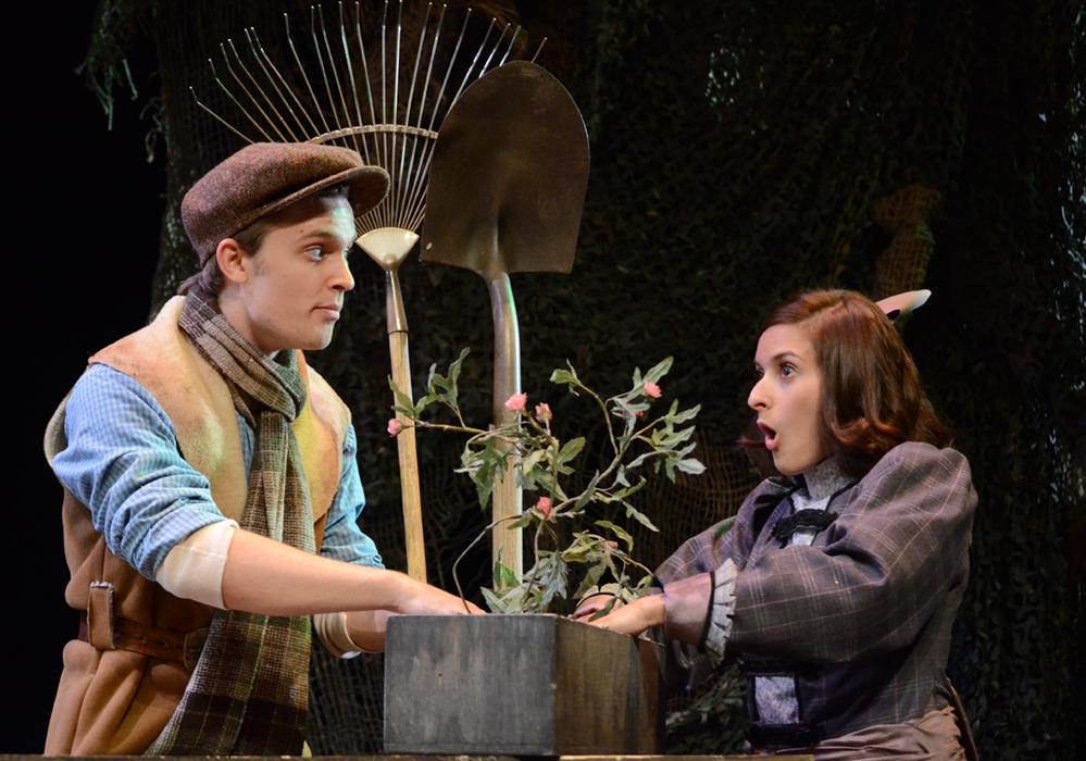 39 Secret Garden 39 Blossoms In Ua Production Arizona Repertory Theatre
