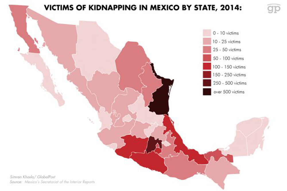 Graphics Why Mexicans Are Saying They Ve Had Enough