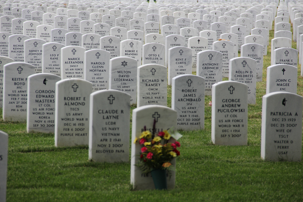64 000 graves at arlington may contain mistakes