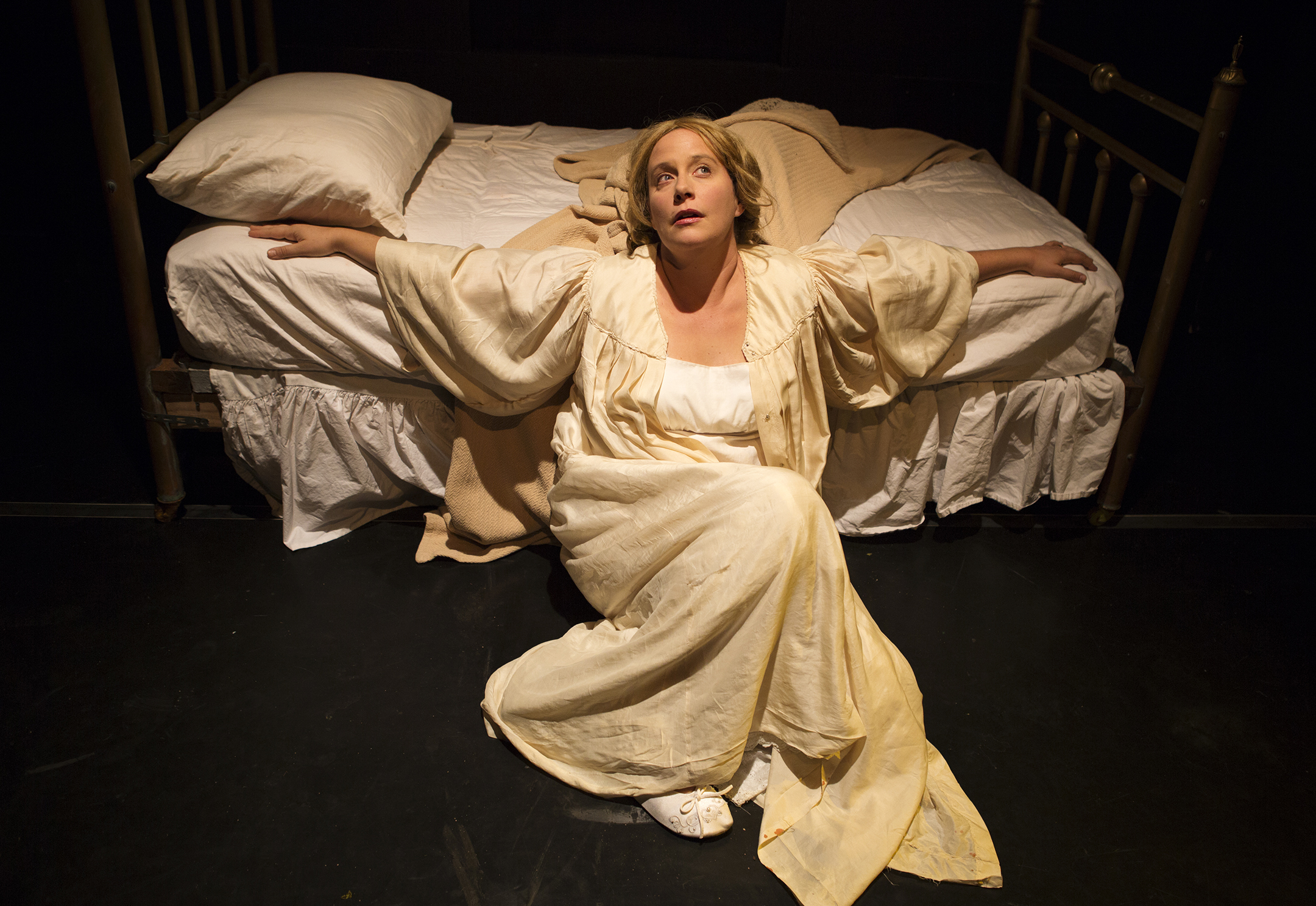 Deep & Provocative Two Plays for Lost Souls at the Scoundrel