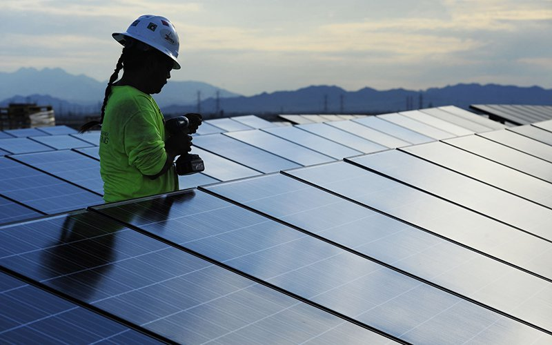 Voters Pull Plug On Reshaping Az S Energy Future