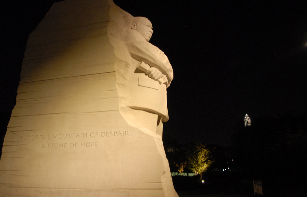 Mlk S Final Sermon I Ve Been To The Mountaintop