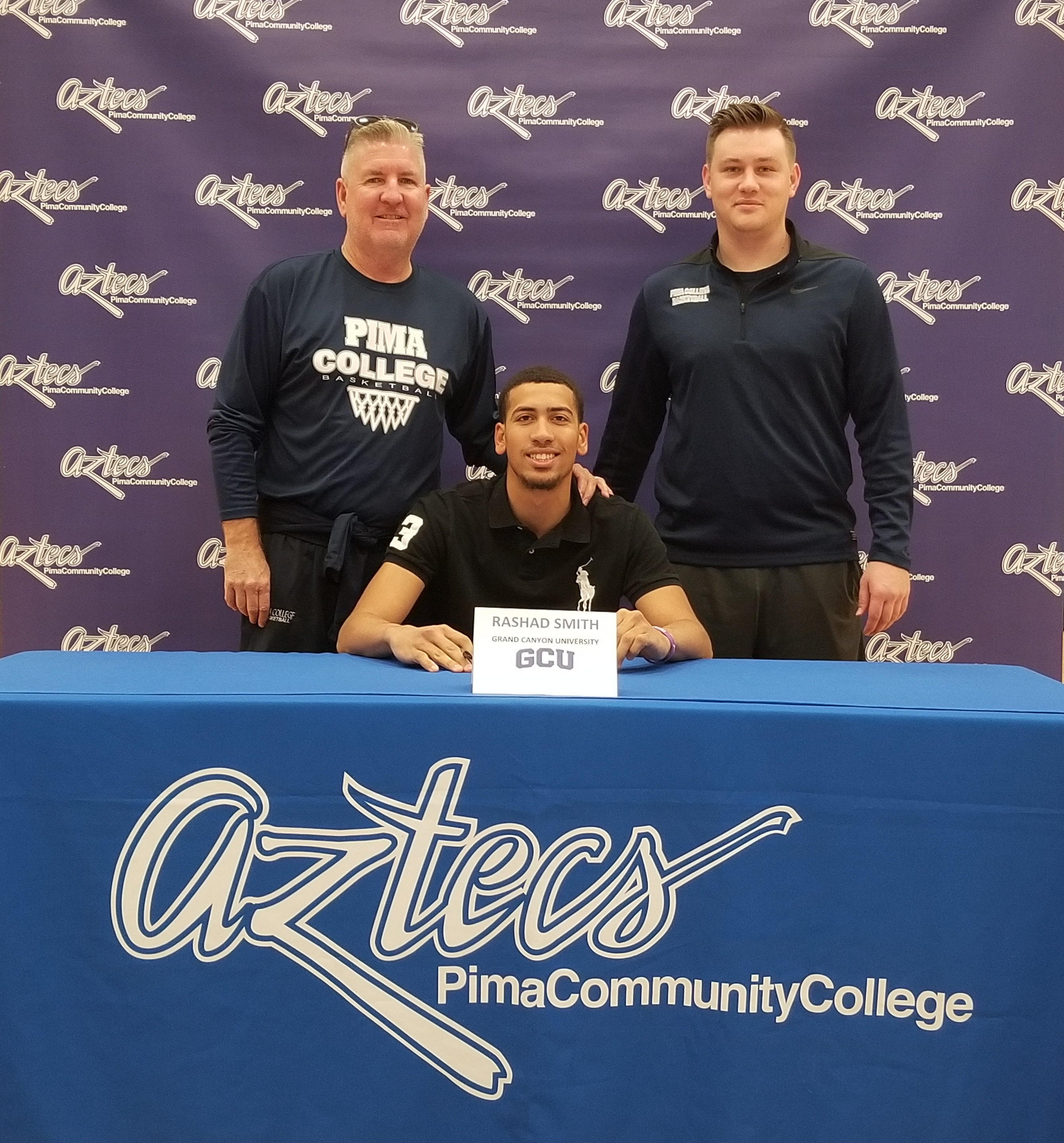 Pima Basketball Standout Smith Signs With Grand Canyon
