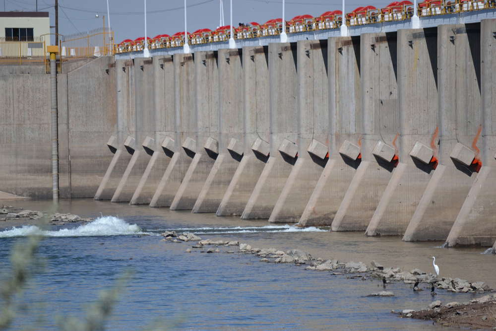 US Mexico collaborate on flood to boost Colorado River delta