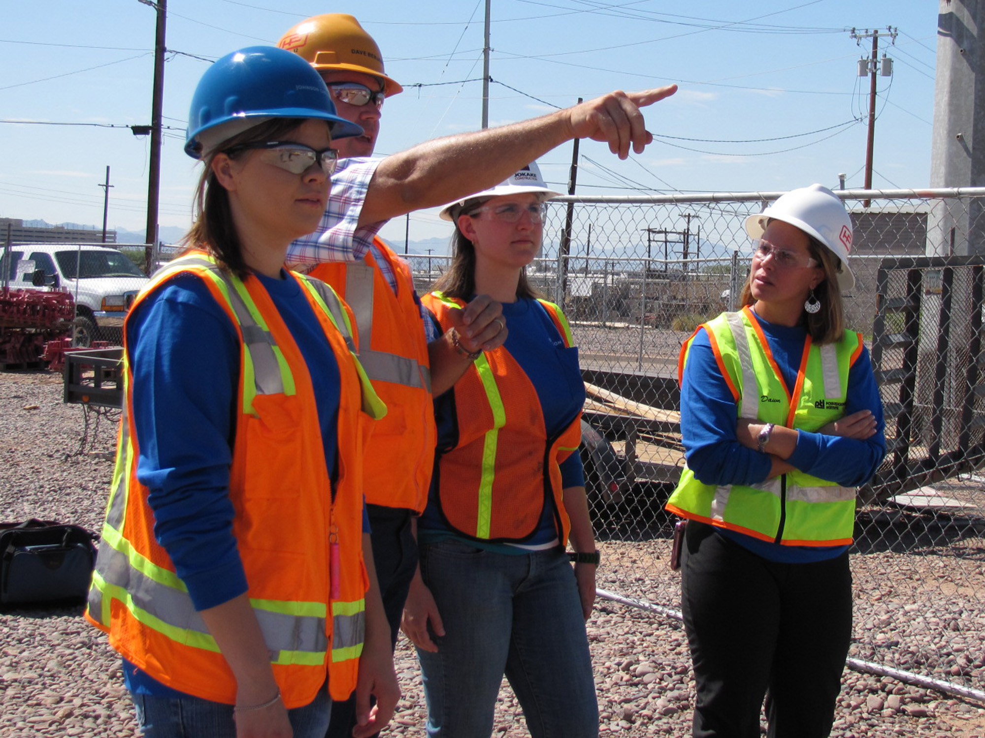 Partnership Prepares Women For Top Jobs In Construction