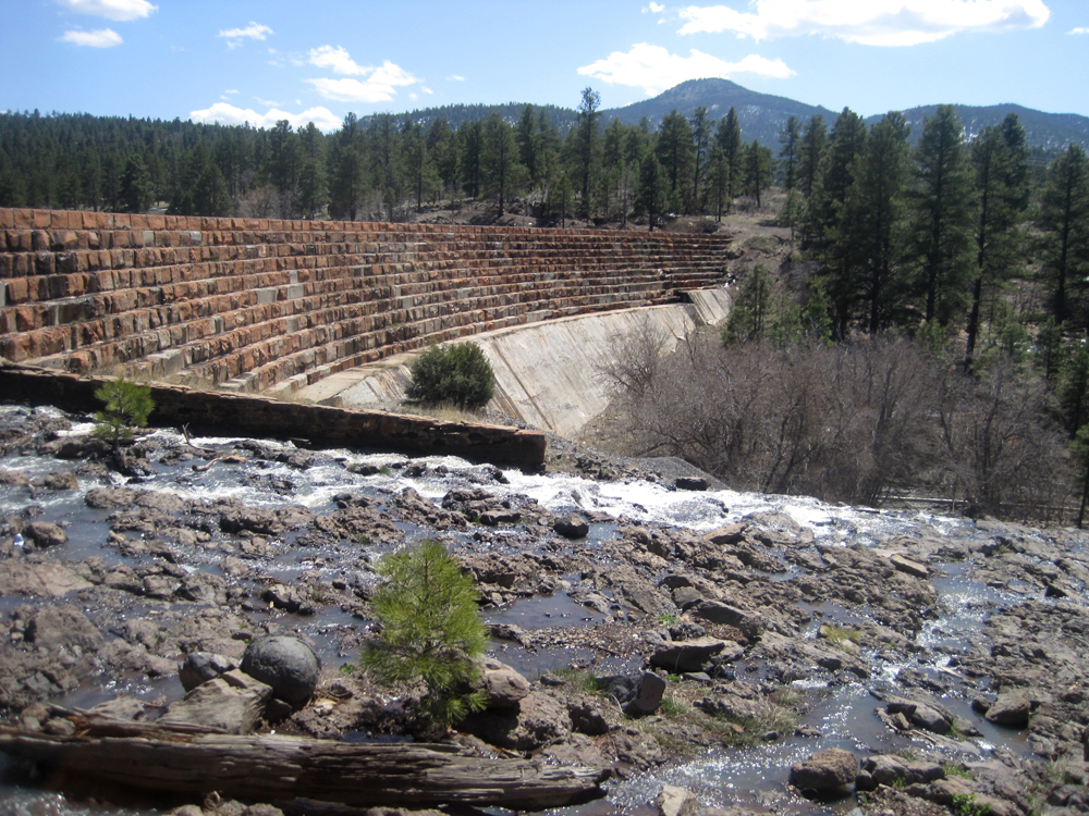 Emergencyaction Plans Lacking For Some Arizona Dams Special Report - Map of us dams deficient