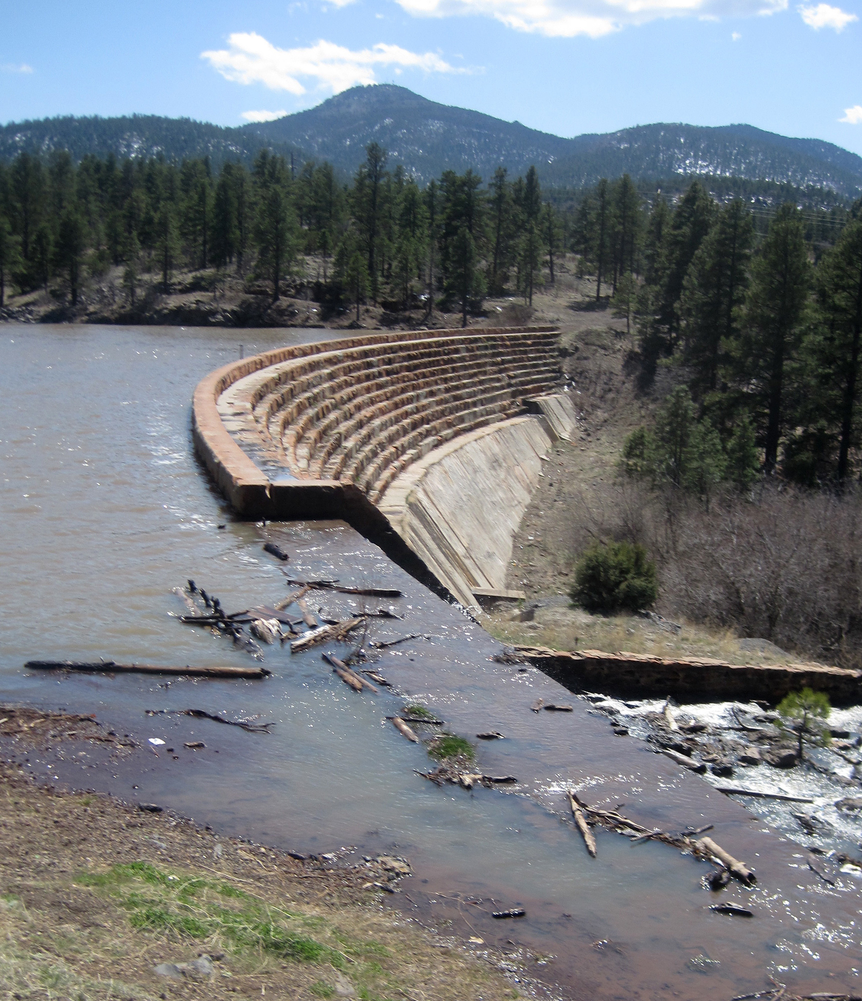 Emergency action plans lacking for some arizona dams for Santa fe dam fishing