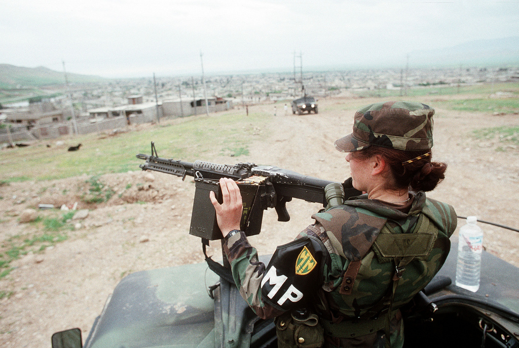 Comments on 'McSally: 'About damn time' for women in combat'