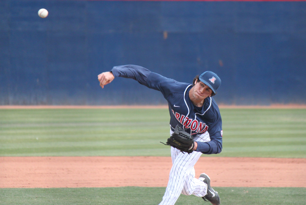 Wildcats bullpen growing on the mound, coach says | UA Wildcats ...