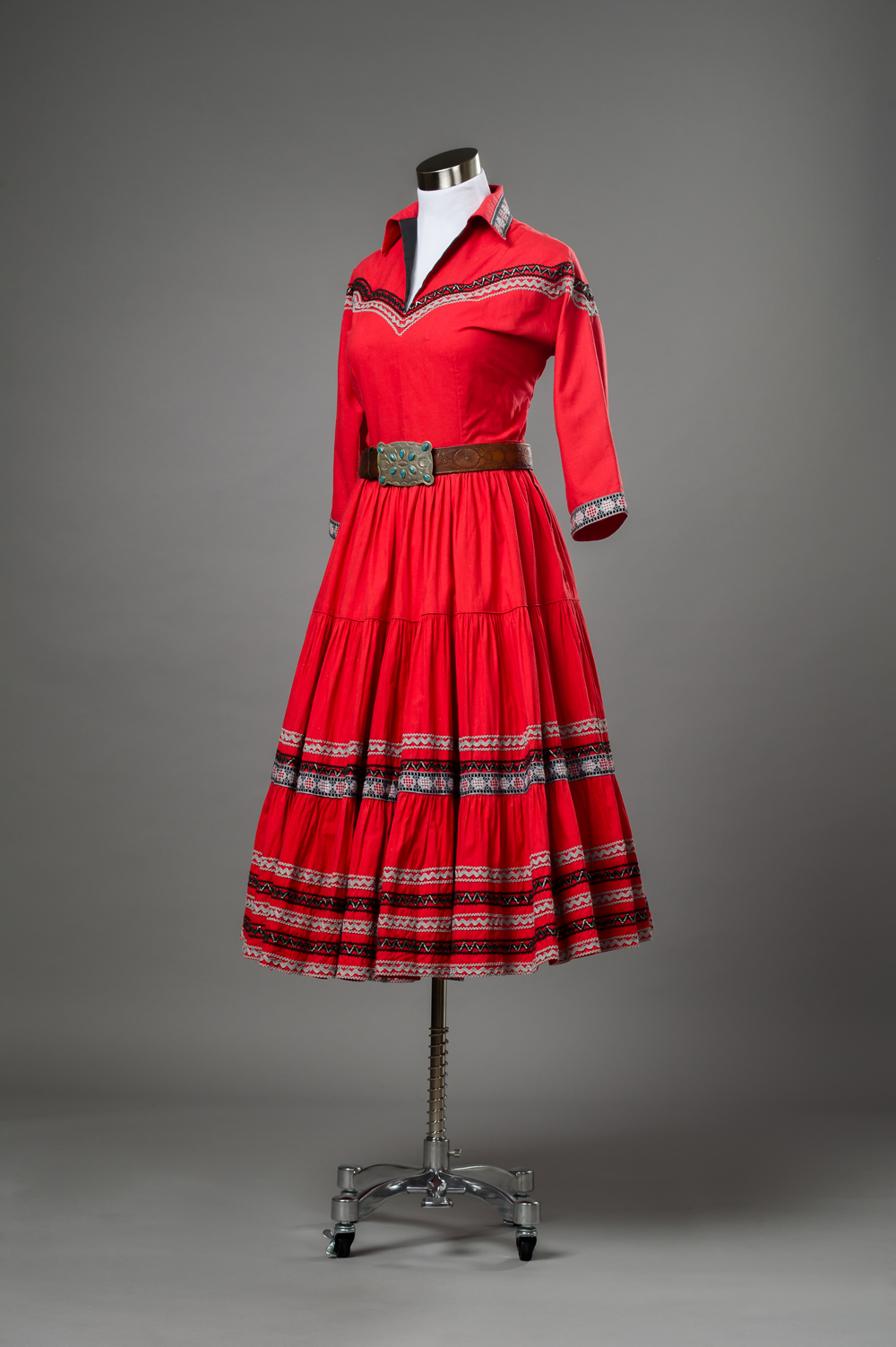 The squaw dress: A patch of Tucson's fashion history