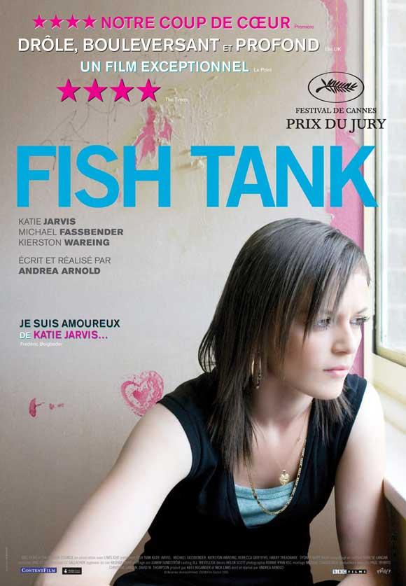 39 fish tank 39 film is fresh british realism for Fish tank film