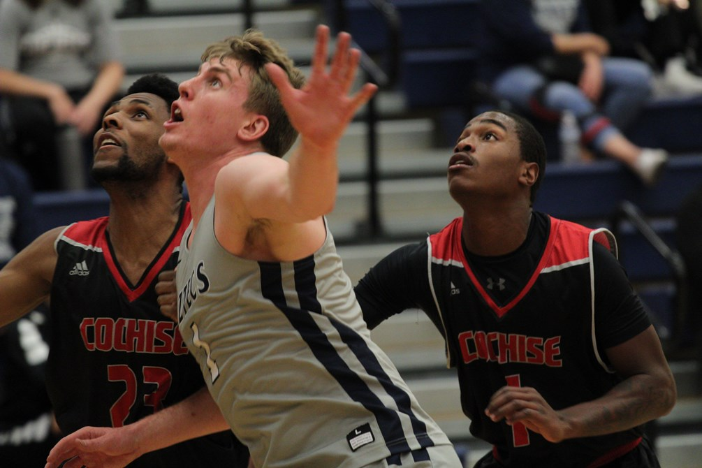 Comments on 'Free throws crucial as Pima men's basketball ...