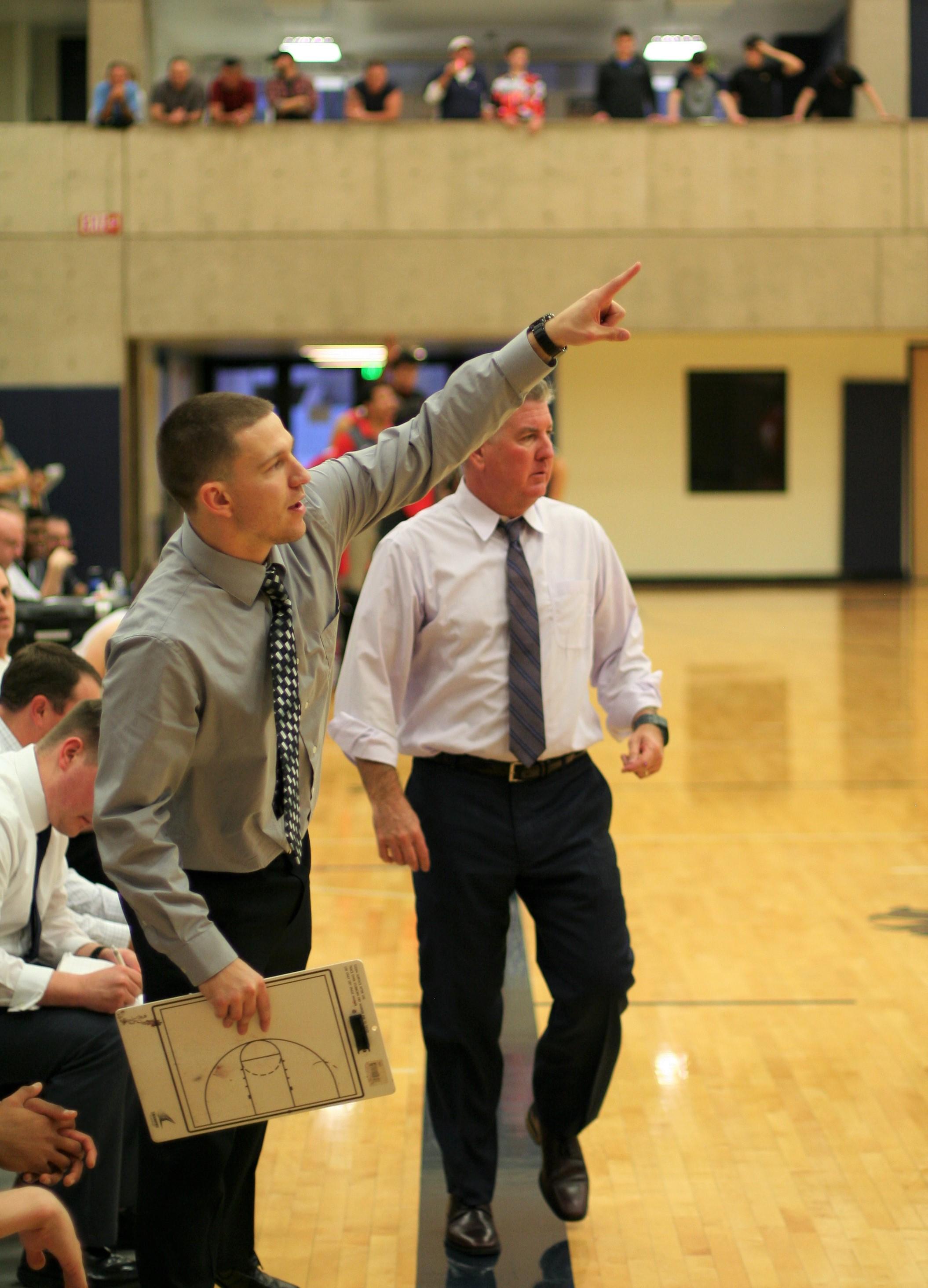 Pima Basketball Assistant Coach Hidalgo Accepts Job At Grand