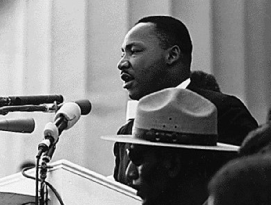 Listening To Side Of Martin Luther King >> Listen I Ve Been To The Mountaintop Martin Luther King Jr
