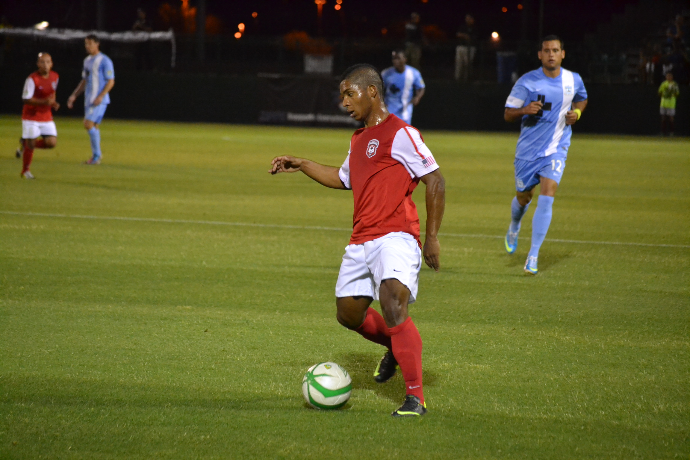 Phx looks to win second in a row; FC Tucson awaits Open ...