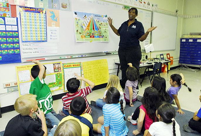 Tucson Doctors Teachers Parents Fight Childhood Obesity
