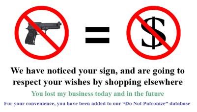 Tucson 2nd Amendment Group Has Anti Gun Businesses In