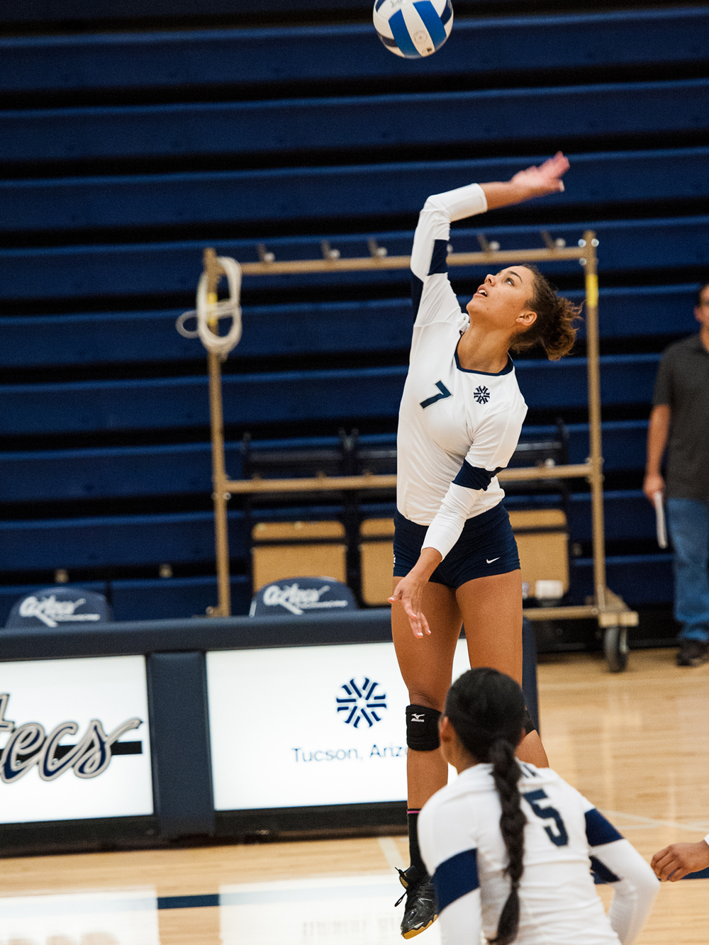 Pcc Volleyball S Pilgrim Named Njcaa All American