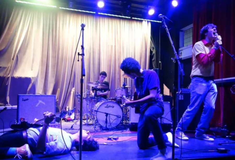 Tucson sounds: Rough Draft turns in their homework | Weekend music