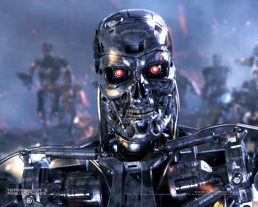 Terminators could soon fight our wars | Technology