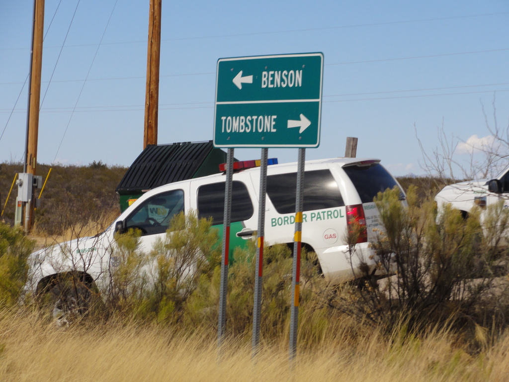 Arizona Border Patrol Checkpoints Map U.S. goes after agents who moonlight for Mexican cartels