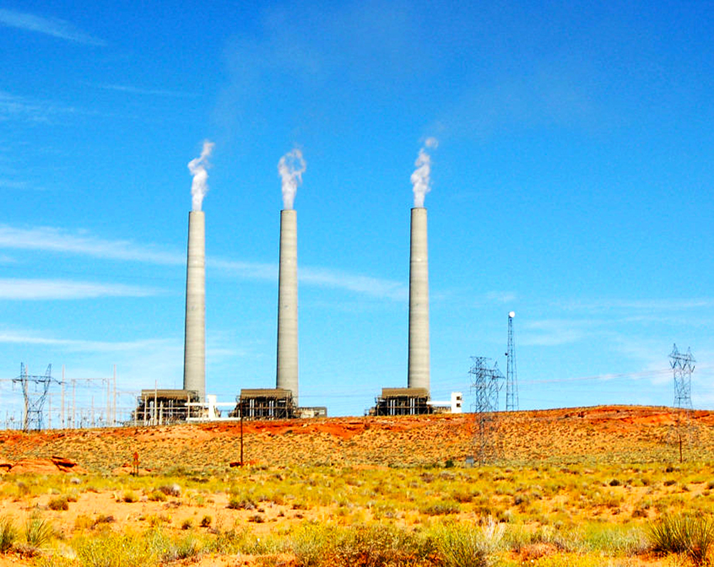 Navajo Electric Plant Offers Alternative Emissions Plan What Is A Electrical